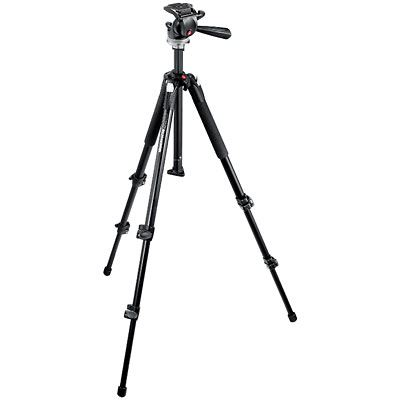 Manfrotto 190XB with 391RC2 Tripod Kit