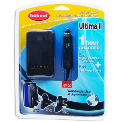 Hahnel Ultima Plus Charger - Sony