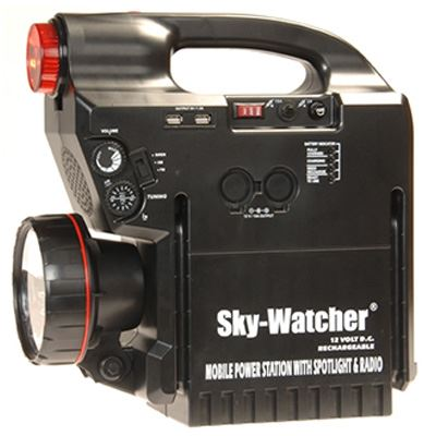 Image of Sky-Watcher 17Ah Rechargeable Power Tank