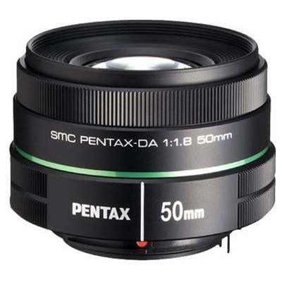 Pentax 50mm f1.8 SMC DA Lens
