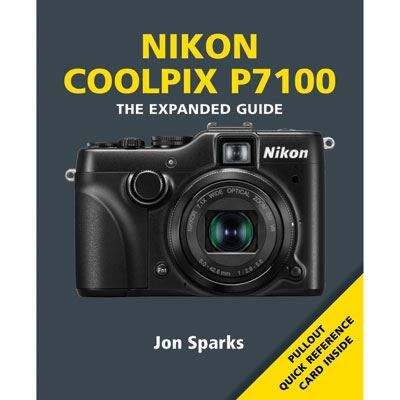 Image of The Expanded Guide - Nikon Coolpix P7100