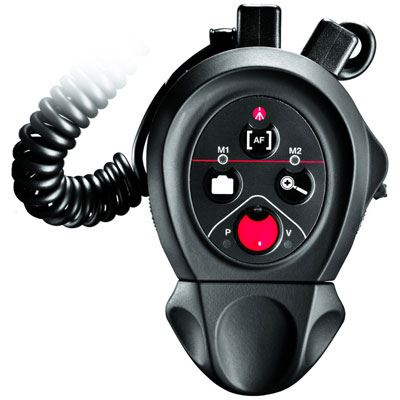 Image of Manfrotto SYMPLA HDSLR Clamp-On Remote Control