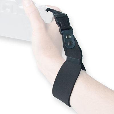 OpTech SLR Wrist Strap - Black