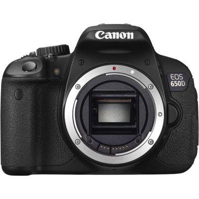 Canon EOS 650D Digital SLR Camera Body