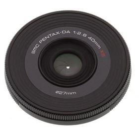 Pentax 40mm f2.8 XS DA Lens