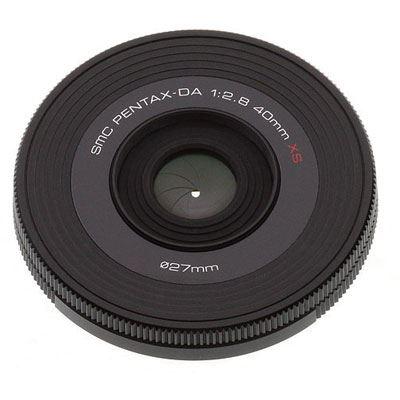 Pentax-DA smc 40mm f2.8 XS Lens