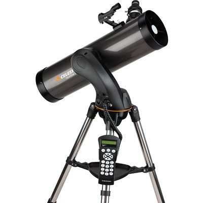 Celestron NexStar 130SLT Computerised Reflector Telescope