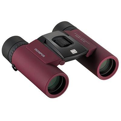 Olympus Sports 8x25 WP II Binoculars - Burgundy