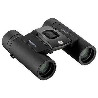 Olympus Sports 10x25 WP II Binoculars - Black