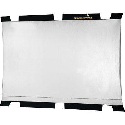 Image of California Sunbounce Big Screen - Silver/White
