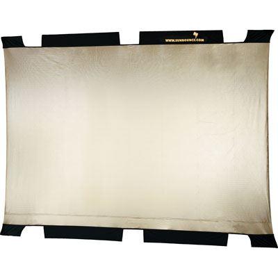 Image of California Sunbounce Big Screen - Zebra/White