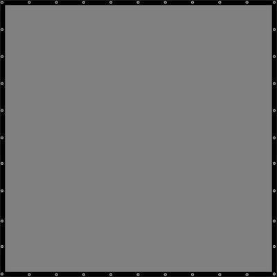 California Sunbounce Sun Scrim 12×12 Screen – Cine-Net Black 1/2 Stop