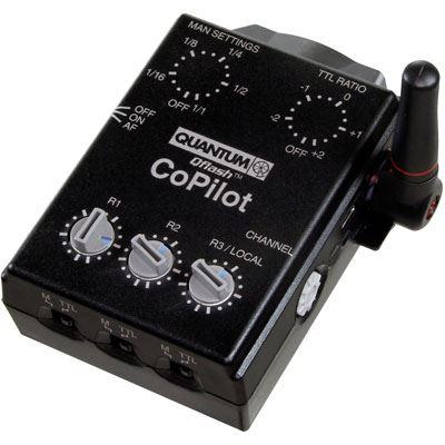Quantum CoPilot - Nikon