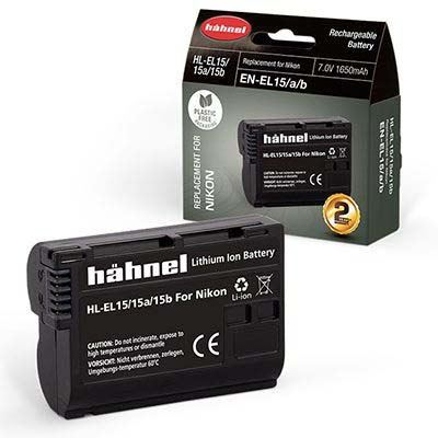 Image of Hahnel HL-EL15 Battery