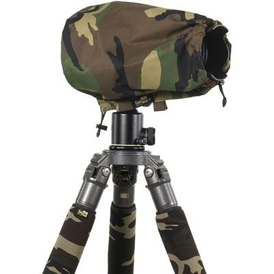 LensCoat RainCoat RS Small - Forest Green Camo