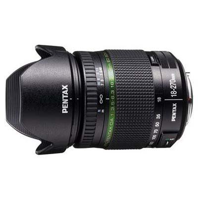 Image of Pentax 18-270mm f3.5-6.3 SMC DA SDM Lens