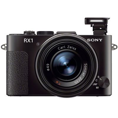 Sony Cybershot RX1 Black Digital Camera
