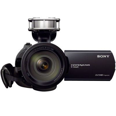 Sony NEXVG30 Interchangeable Lens High Definition Camcorder with 18200mm Lens