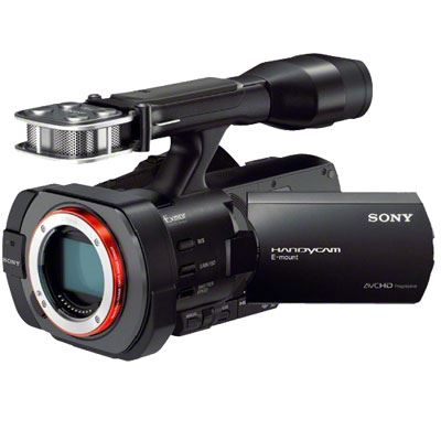 Sony NEXVG900 Interchangeable Lens High Definition Camcorder Body