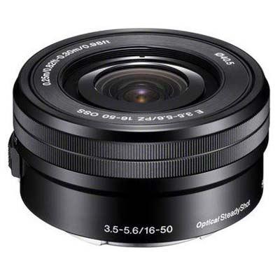 Sony E 16-50mm f3.5-5.6 OSS Lens