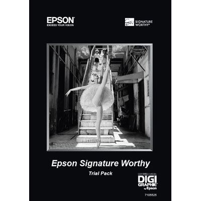 Epson A3 Signature Test Pack