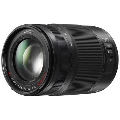 Panasonic 35-100mm f2.8 LUMIX G X VARIO POWER O.I.S. Micro Four Thirds Lens