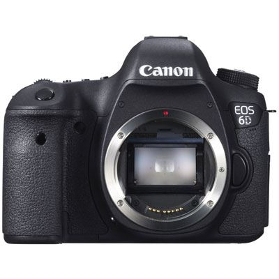 Image of Canon EOS 6D Digital SLR Camera Body