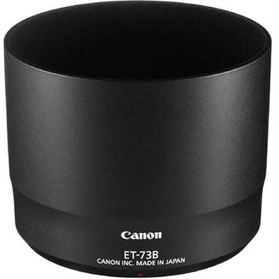 Image of Canon ET-73B Lens Hood for Canon EF 70-300mm f/4-5