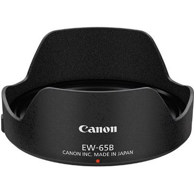 Image of Canon EW-65B Lens Hood for Canon EF 24mm/28mm f2.8 IS USM