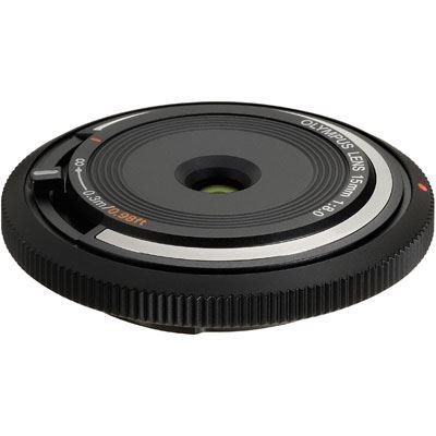 Olympus 15mm f8 Digital Micro Four Thirds Lens