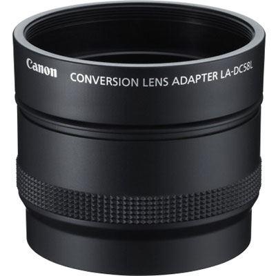 Canon LA-DC58L Conversion Lens Adapter