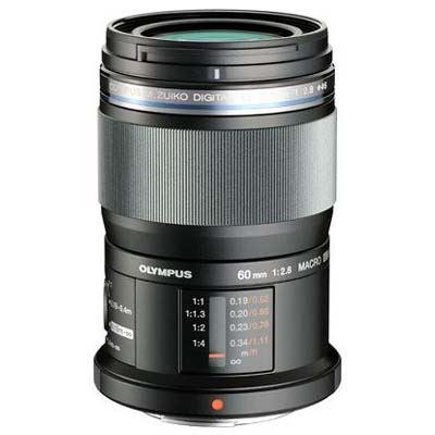 Olympus 60mm f2.8 Macro M.ZUIKO Digital ED Micro Four Thirds Lens