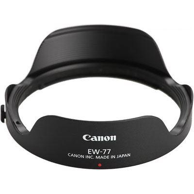 Image of Canon EW-77 Lens Hood for Canon EF 8-15mm f/4L Fisheye USM