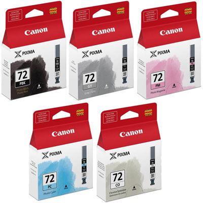 Canon PGI72 PBKGYPMPCCO Multipack Ink Cartridge
