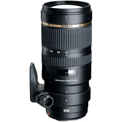 Tamron 70200mm f2.8 SP Di VC USD Lens  Canon Fit