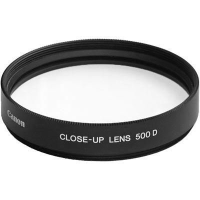 Canon 52mm Close Up Lens Type 500D
