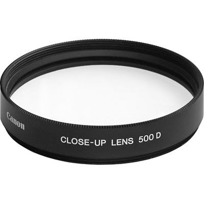 Image of Canon 77mm Close Up Lens Type 500D