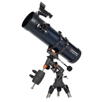 Image of Celestron Astromaster 130EQ Reflector Telescope