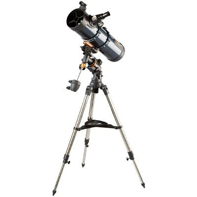 Used Celestron Astromaster 130EQ Motorised Reflector Telescope
