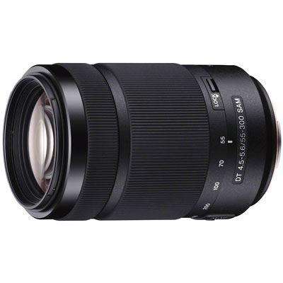 Sony 55-300mm f4.5-5.6 SAM ED Lens