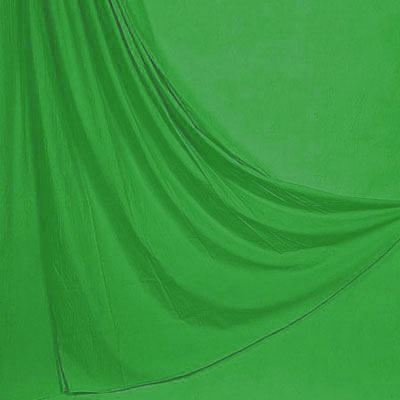 Lastolite Panoramic Background Cover 4m - Chromakey Green