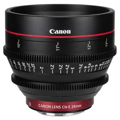 Canon CN-E 24mm T1.5 L F Cine Lens
