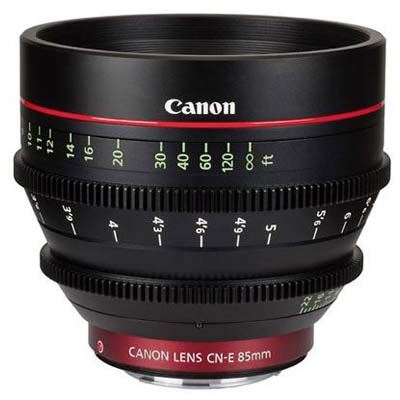 Image of Canon CN-E 85mm T1.3 L F Cine Lens