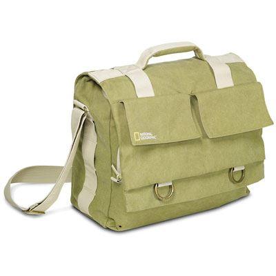 National Geographic Earth Explorer Large Messenger Bag
