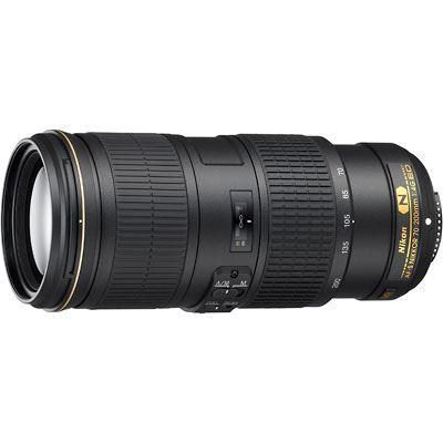 Nikon 70-200mm f4 G AF-S ED VR Lens