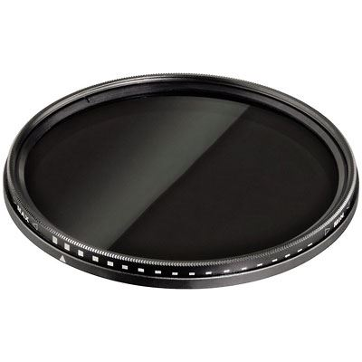 Hama 55mm Vario Neutral-Density Filter ND2-400