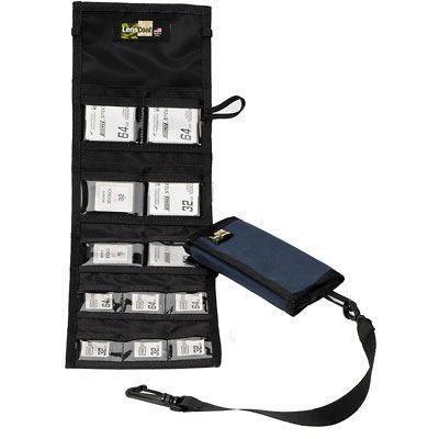 LensCoat Combo 66 Memory Card Wallet - Navy