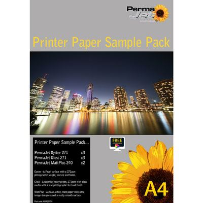 Permajet A4 Printer Sample Pack