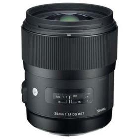 Used Sigma 35mm f1.4 DG HSM Art Lens - Nikon Fit