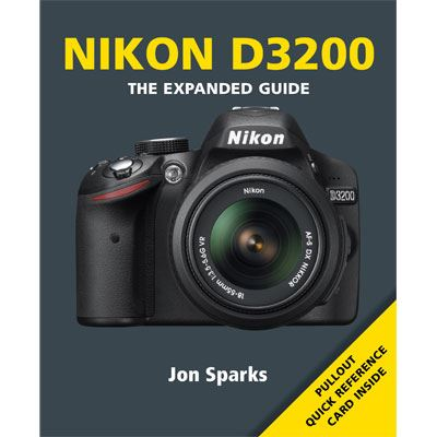 Image of The Expanded Guide - Nikon D3200
